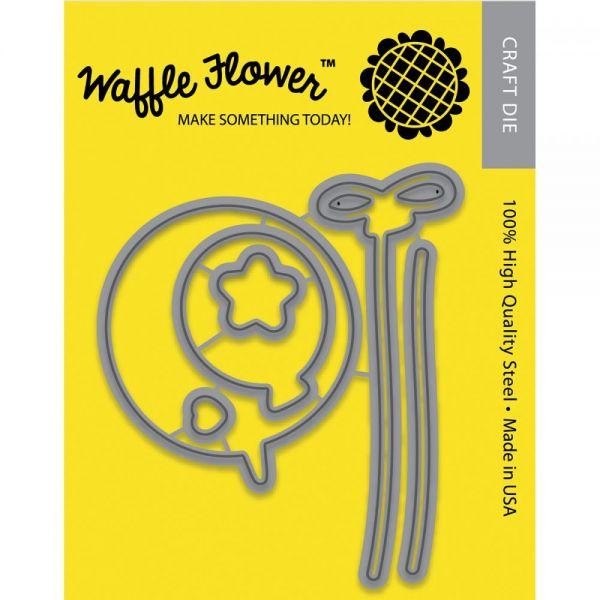 Waffle Flower Die