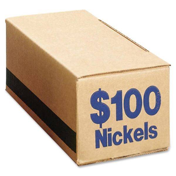 PM Company SecurIT Nickel Coin Boxes