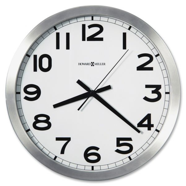 Howard Miller Round Wall Clock