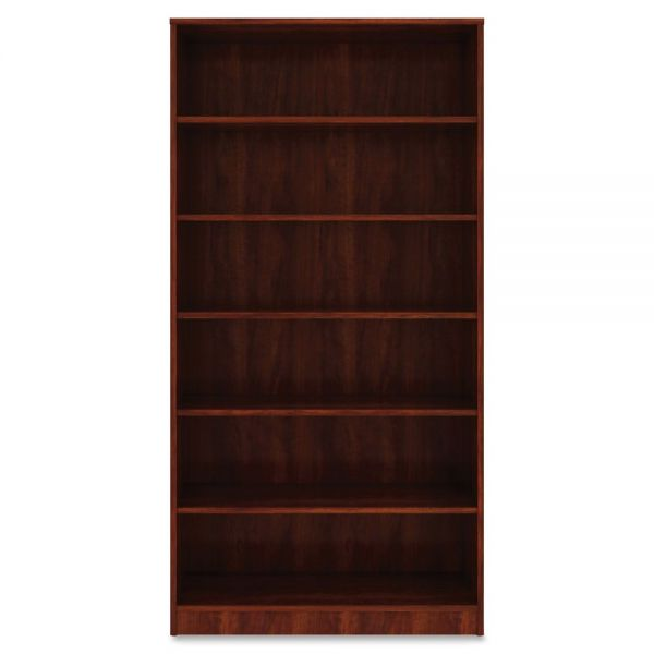 Lorell 6-Shelf Book Rack