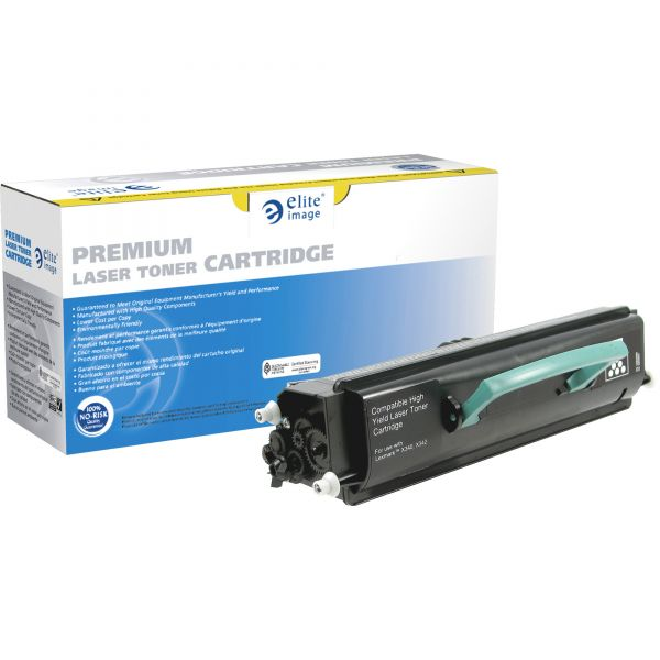 Elite Image Remanufactured Lexmark X340A11A  Toner Cartridge