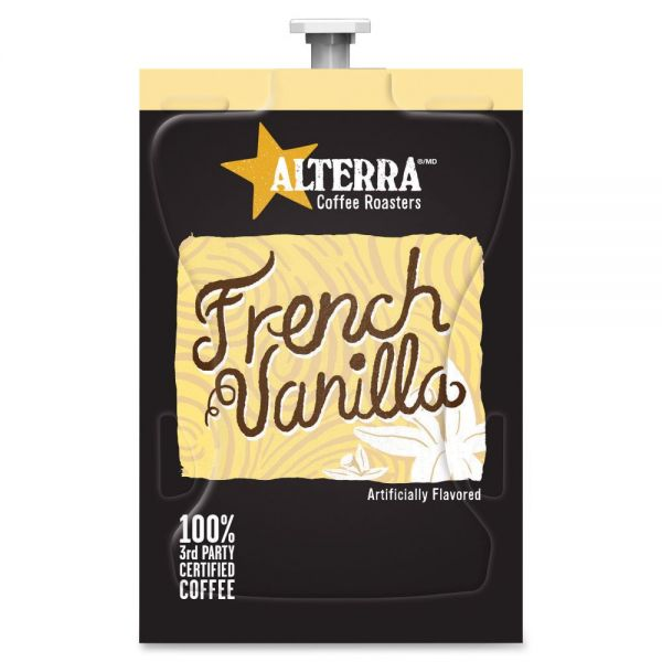 Alterra French Vanilla Flavored Coffee Freshpacks