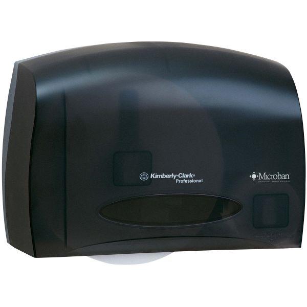 Kimberly-Clark In-Sight Coreless JRT Toilet Paper Dispenser