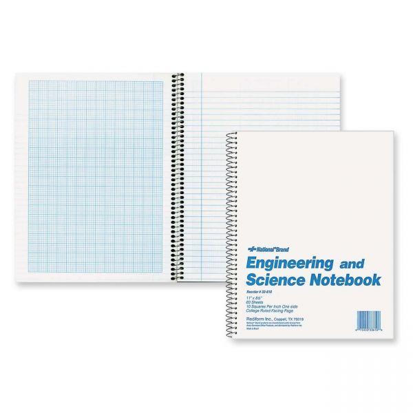 Rediform National Engineering & Science Notebook