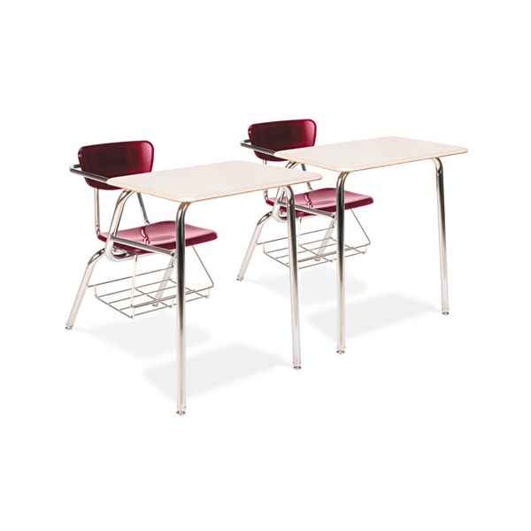 Virco Martest 21 Chair Desks