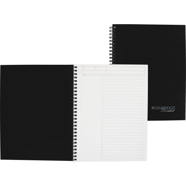 Mead Action Planner Business Notebook