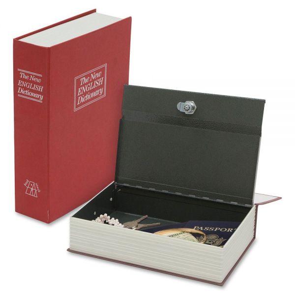 FireKing BK0802 Concealed Lock Book Safe