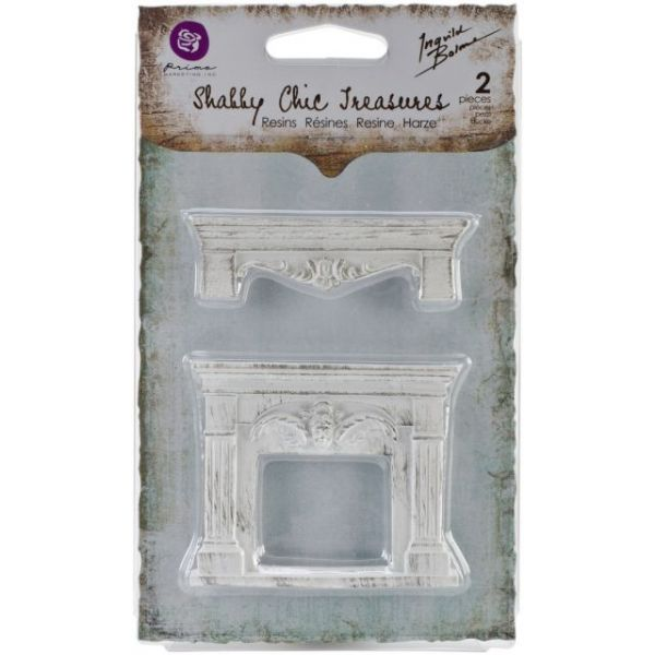 Shabby Chic Treasures Resin