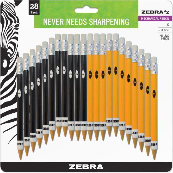 Zebra Pen 0.7 Mechanical Pencils