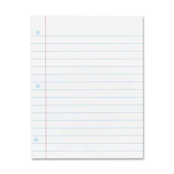 Trend Wipe Off Surface Notebook Paper Chart