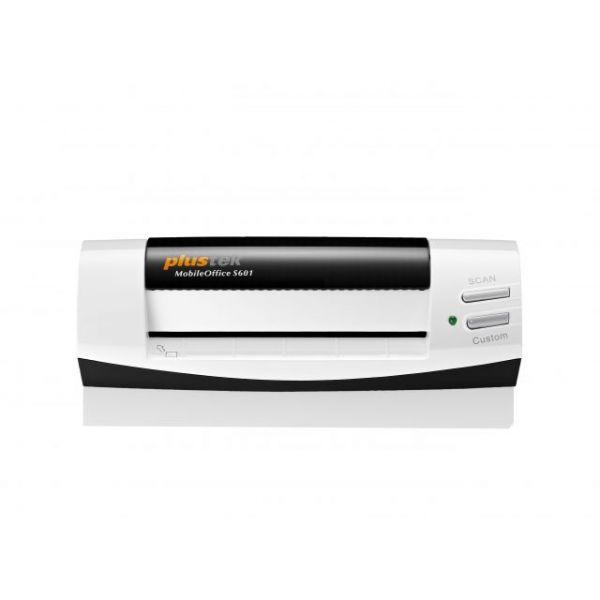 Plustek MobileOffice S601 Sheetfed Scanner - 600 dpi Optical