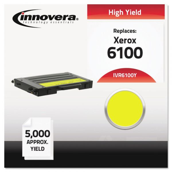 Innovera Remanufactured Xerox 6100 High Yield Toner Cartridge