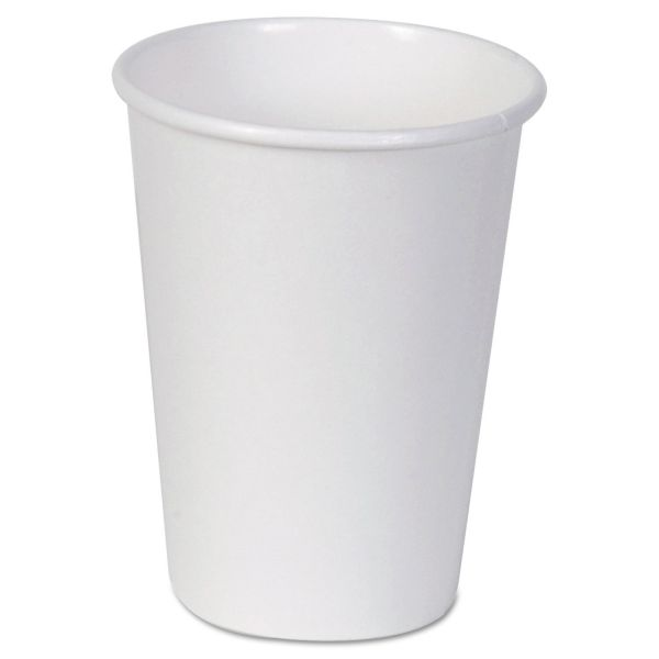Dixie 12 oz Paper Coffee Cups