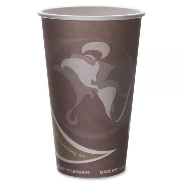 Eco-Products Evolution World 16 oz Coffee Cups