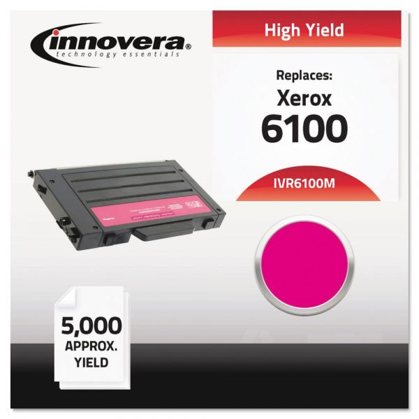 Innovera Remanufactured Xerox 6100 High Yield Toner Cartridge