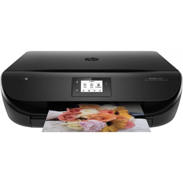 HP ENVY 4520 Wireless All-in-One Printer, Copy/Print/Scan