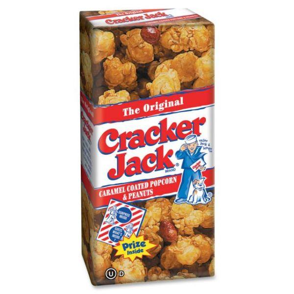 Cracker Jack Original Popcorn Snacks