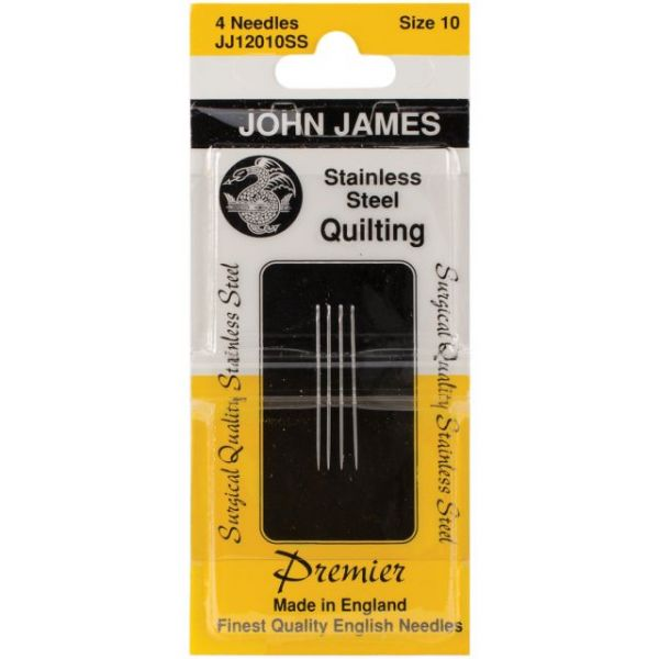 Stainless Steel Quilting Needles