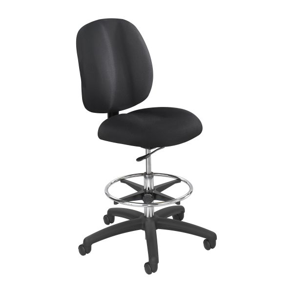Safco Apprentice II Extended Height Armless Drafting Chair