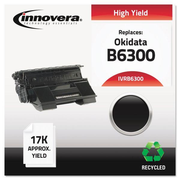 Innovera Remanufactured Okidata B6300 High Yield Toner Cartridge