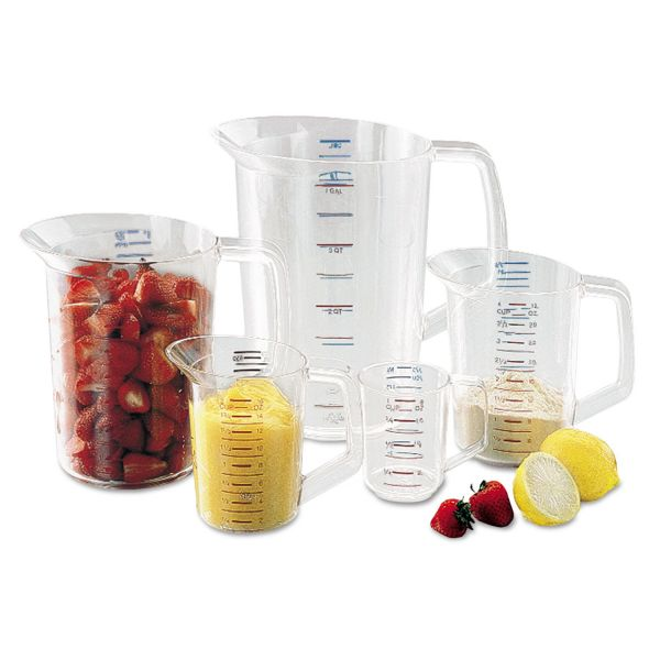 Rubbermaid Commercial Bouncer 8 oz Measuring Cup