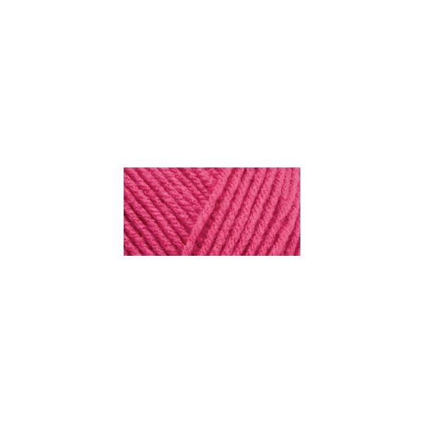 Red Heart Comfort Yarn - Shocking Pink
