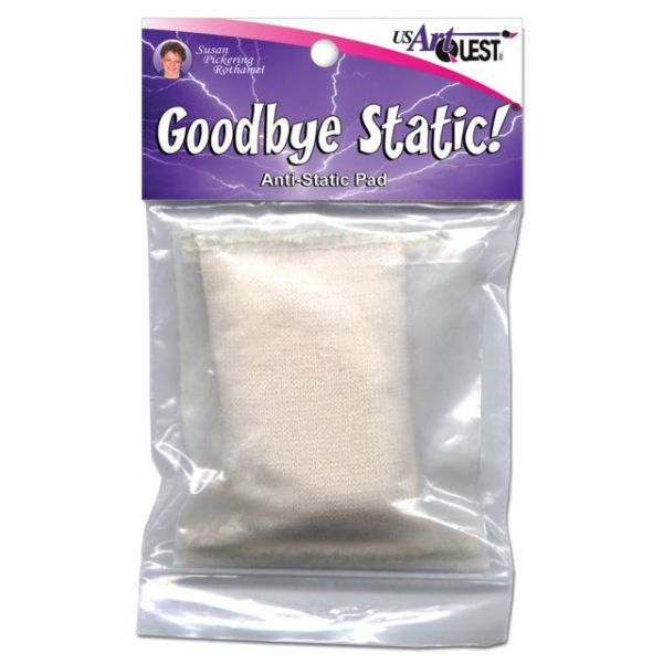 Goodbye Static! Anti-Static Pad