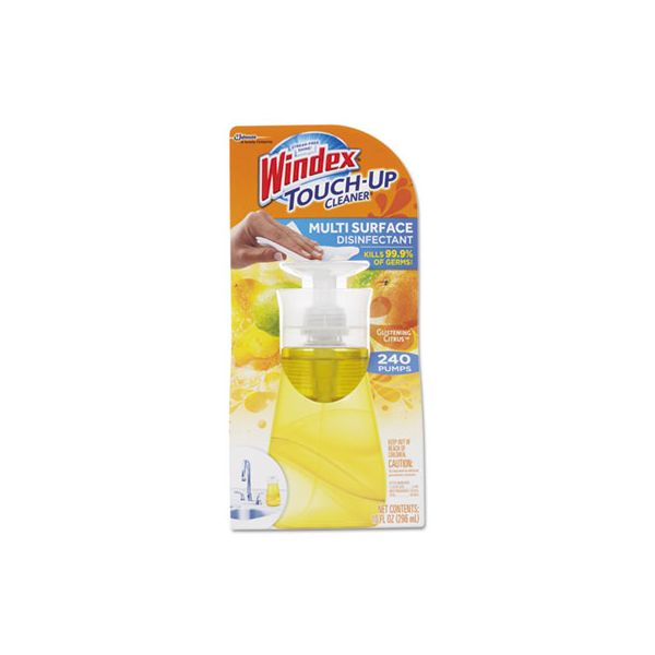 Windex Touch-Up Multi-Surface Cleaner & Disinfectant