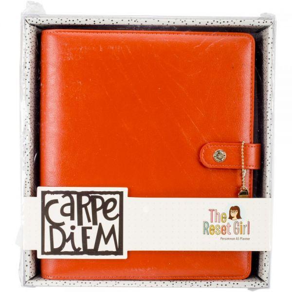 Carpe Diem A5 Planner Reset Girl