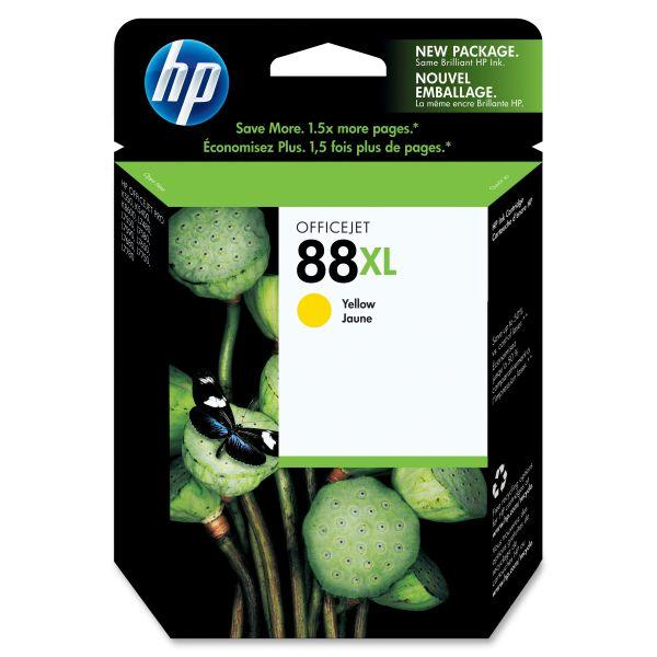 HP 88XL High Yield Yellow Ink Cartridge (C9393AN)