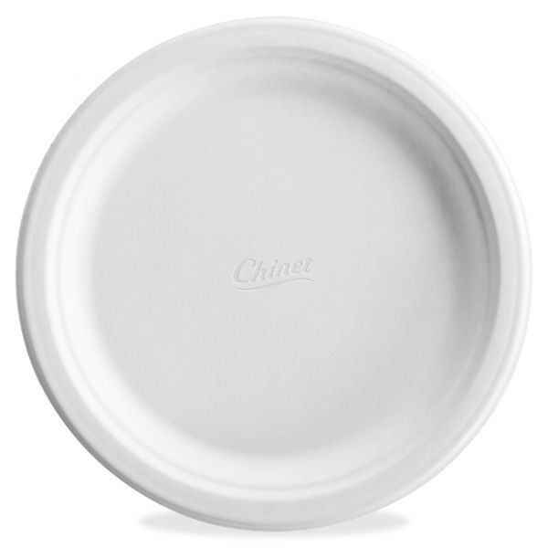 "Chinet Classic 10"" Paper Plates"
