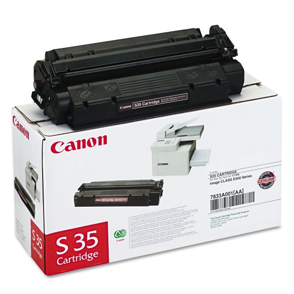 Canon S35 Black Toner Cartridge