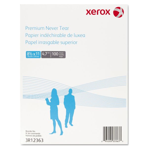 Xerox Polyester Paper