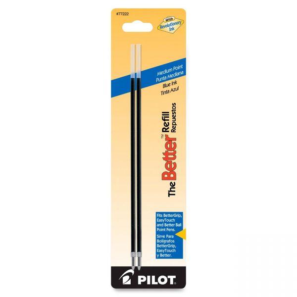 Pilot BPS Easy Touch Ballpoint Pen Refills