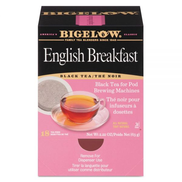 Bigelow Black Tea Pods