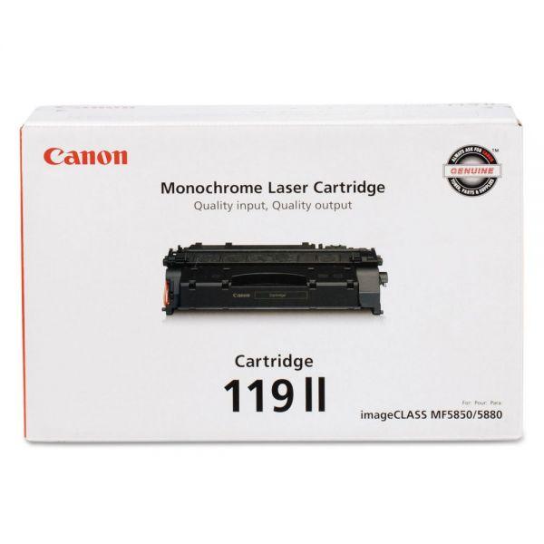 Canon 119 II Black Toner Cartridge (3480B001)