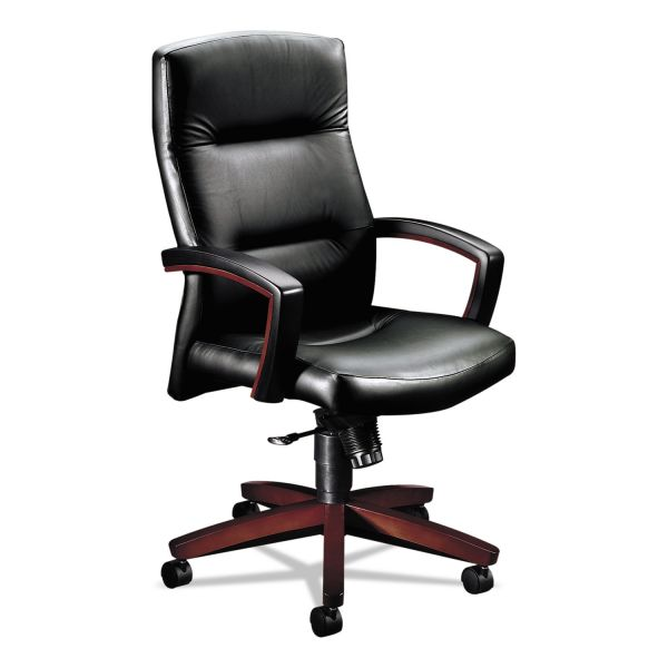 HON Park Avenue Collection Executive High-Back Chair | Mid-Range Knee-Tilt