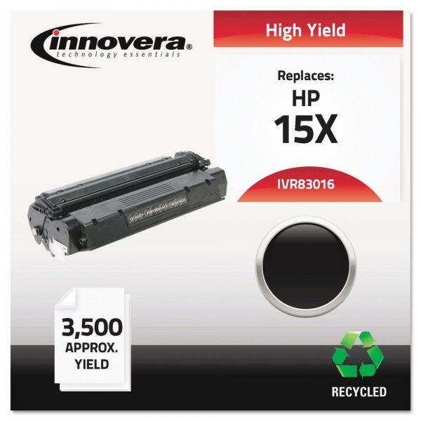 Innovera Remanufactured HP 15X (C7115X) Toner Cartridge
