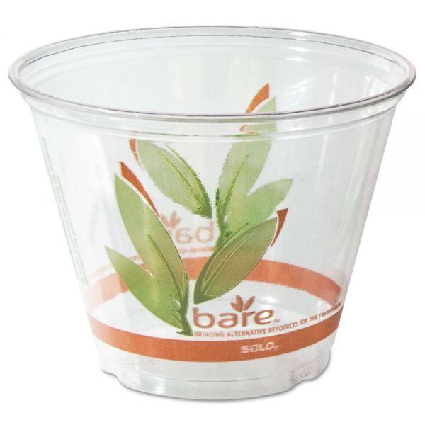 SOLO 9 oz Plastic Cups