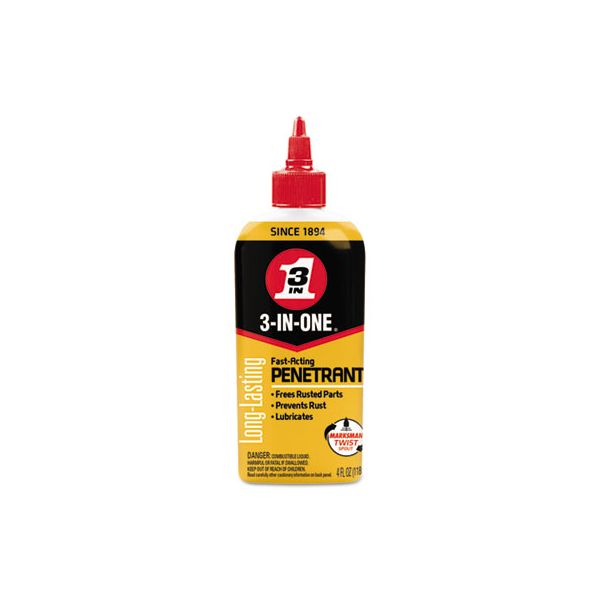 WD-40 3-IN-ONE Professional Fast-Acting Penetrant