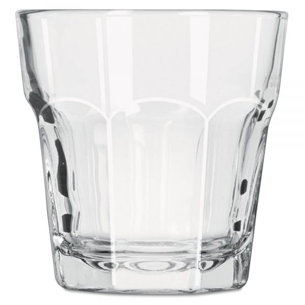 Libbey Gibraltar 7 oz Rocks Glasses