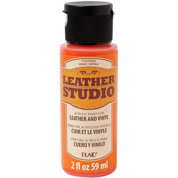 FolkArt Leather Studio Paint