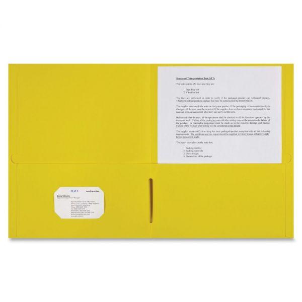 Sparco 2-Pocket Folders