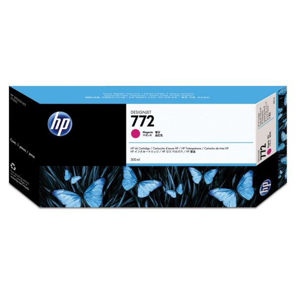 HP 771 Magenta Ink Cartridge (B6Y41A)