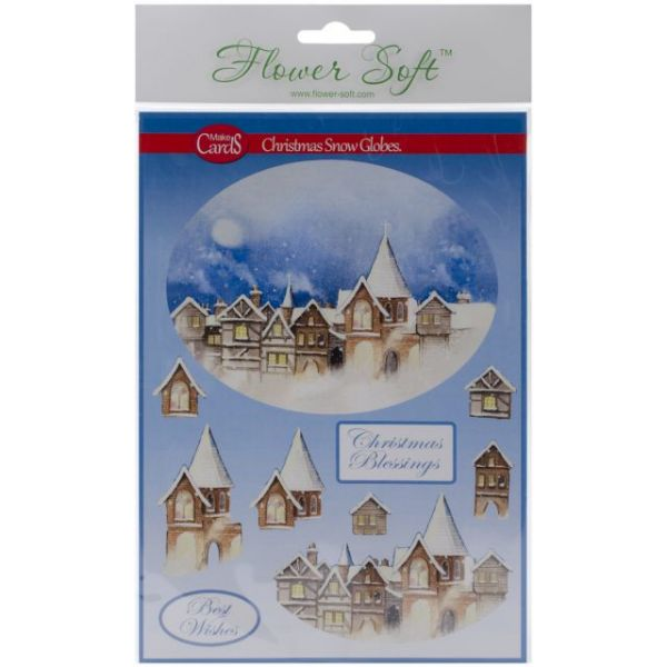 Katy Sue Designs Card Topper - Christmas