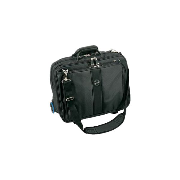 "Kensington Contour K62348 Carrying Case (Roller) for 17"" Notebook"
