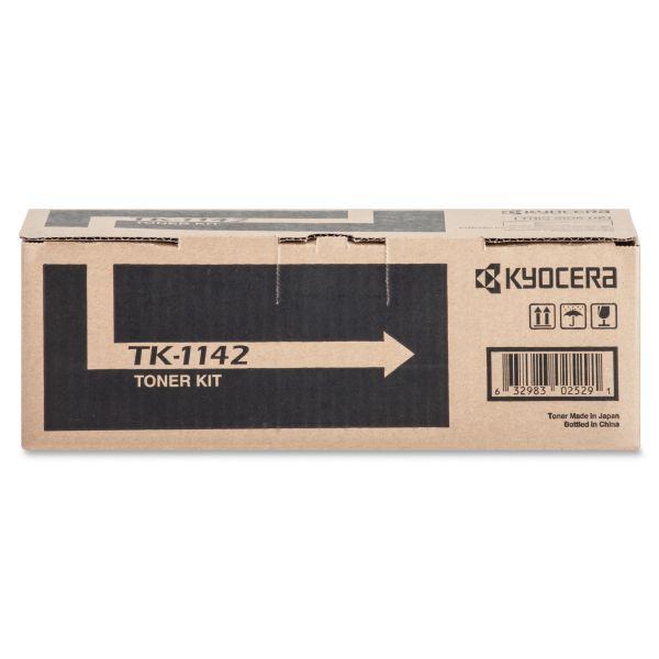 Kyocera TK-1142 High Yield Black Toner Cartridge