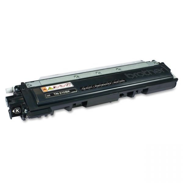West Point Products Remanufactured Brother TN-210BK Black Toner Cartridge