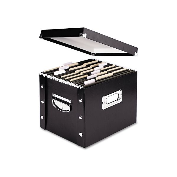 IdeaStream Collapsible Desktop File Box