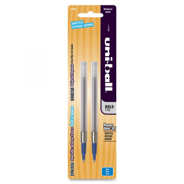 Uni-ball Power Tank RT Ballpoint Pen Refill